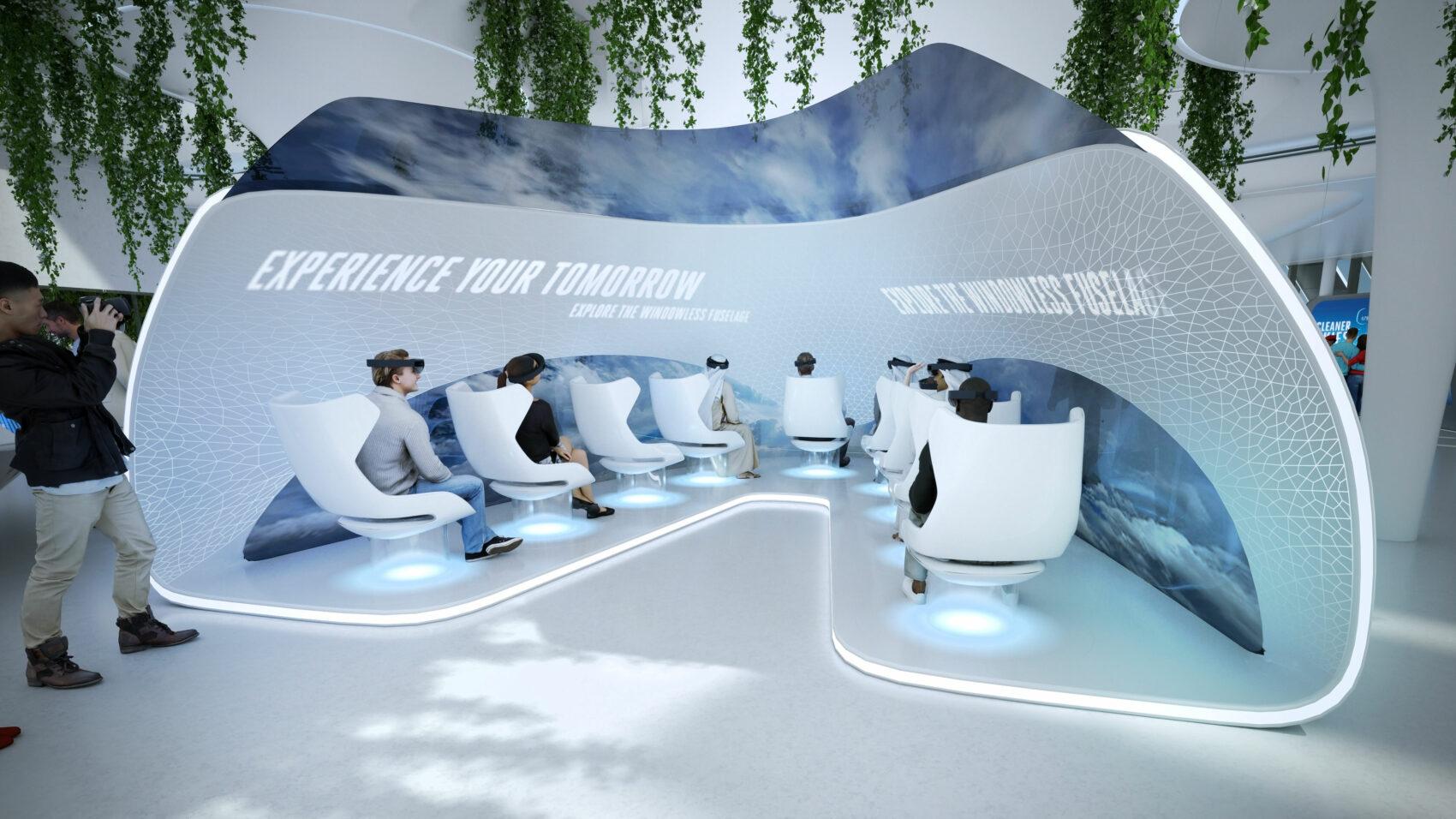 Emirates Expo 2020 pavilion