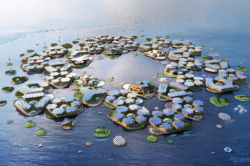 Oceanix floating cities