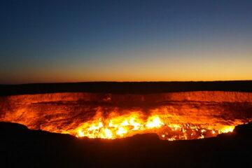 Gates of Hell, Turkmenistan