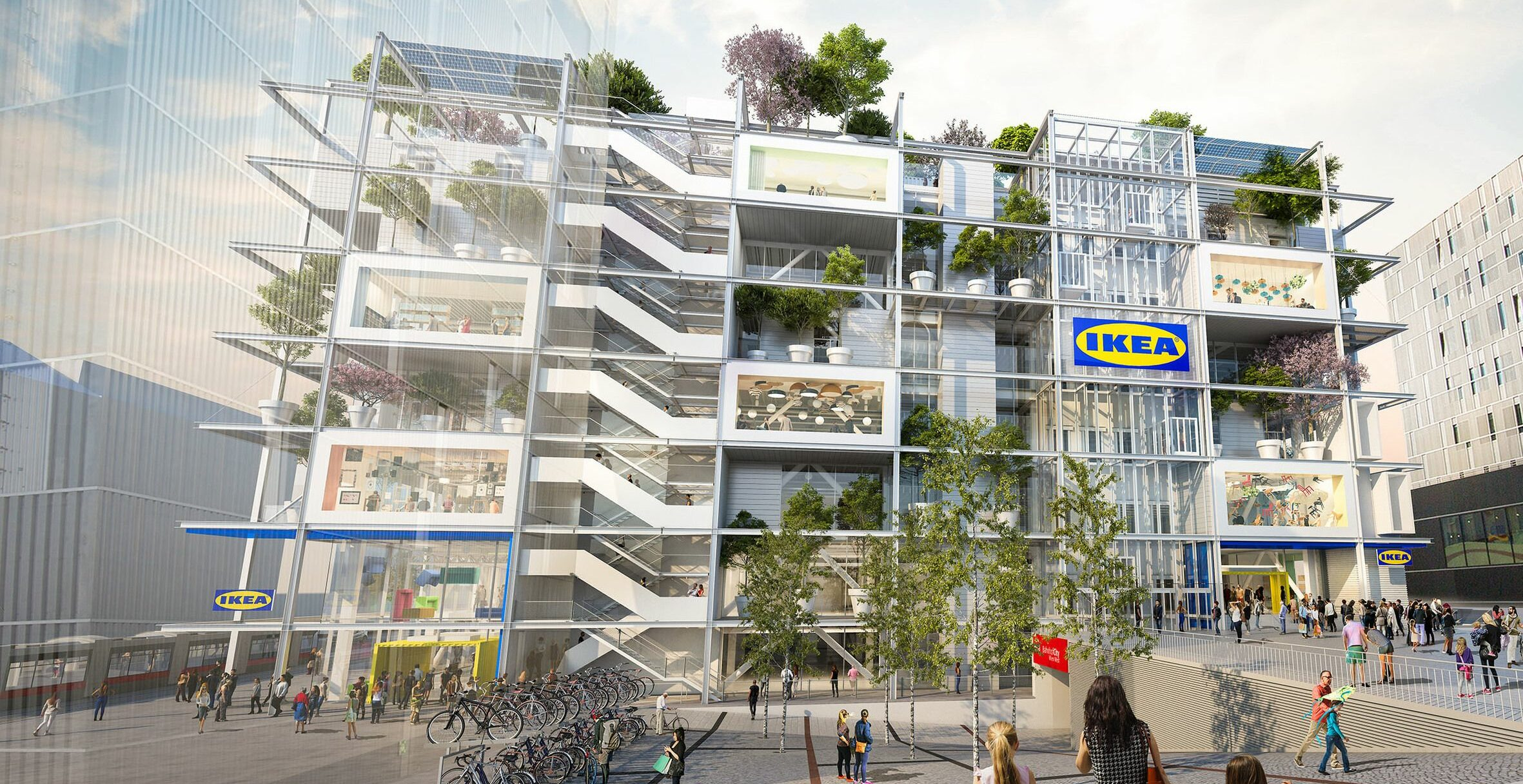 Jo & Joe IKEA Vienna
