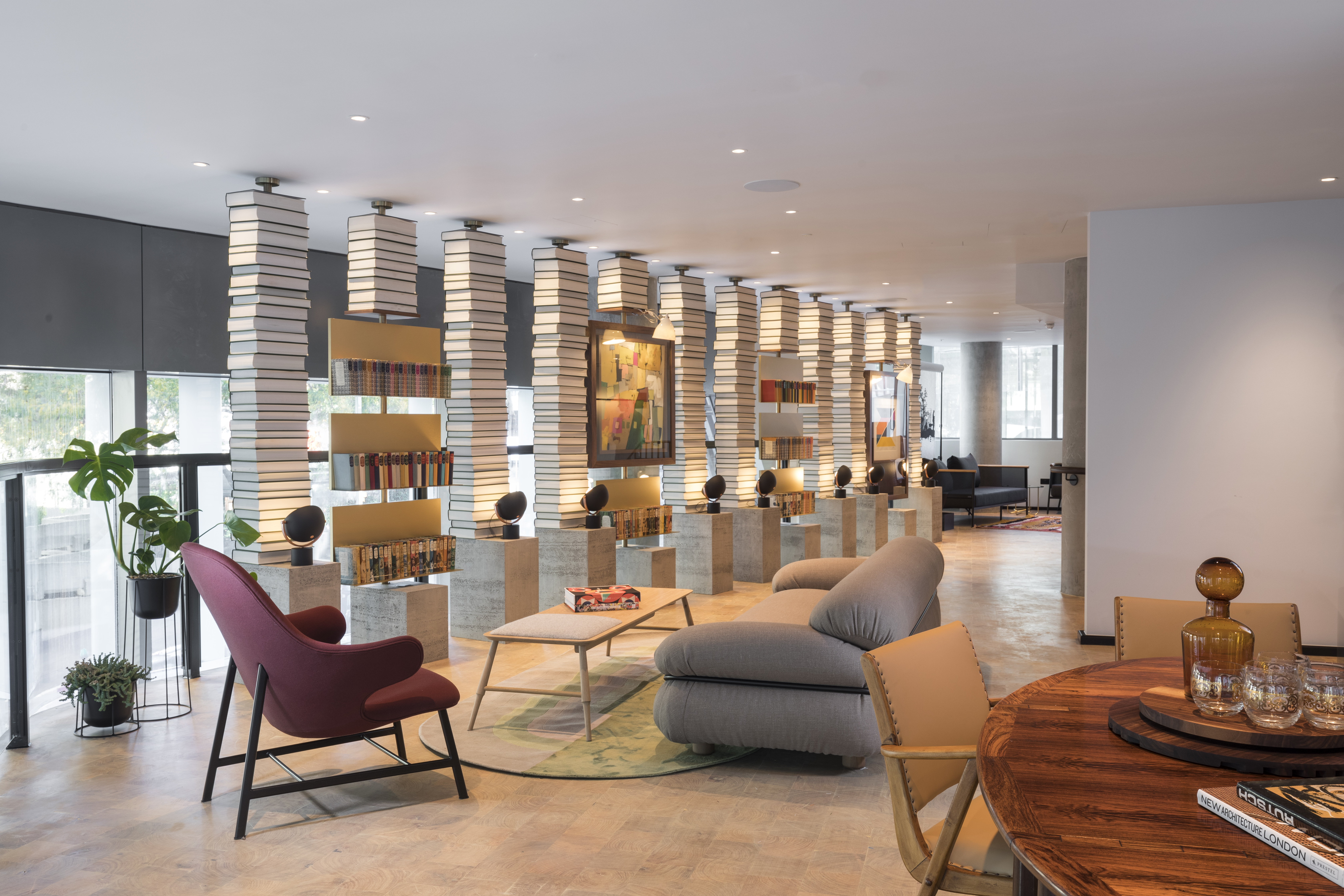Marriott Bankside hotel