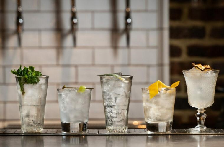 Gender neutral cocktails