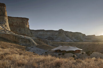 Camp Sarika by Amangiri