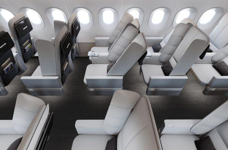 Universal Movement Interspace seat