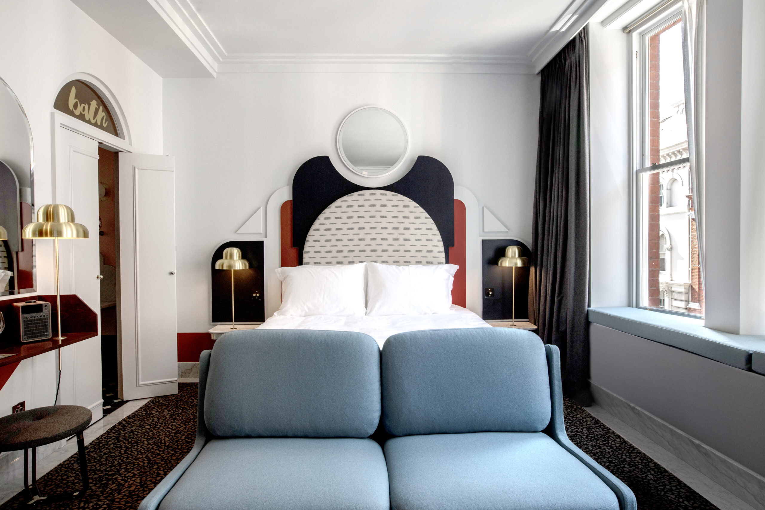 Henrietta hotel, London