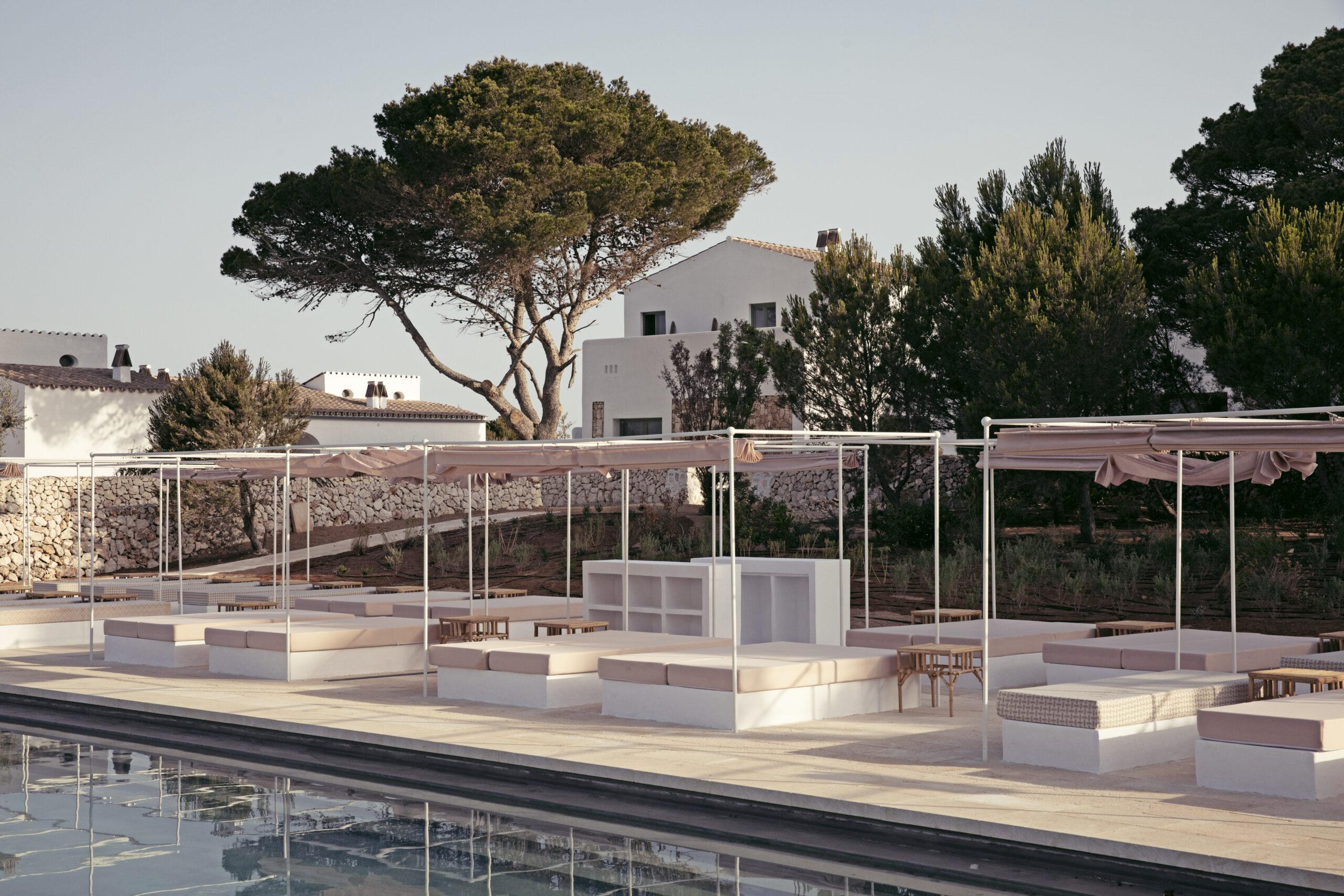 Experimental hotel Menorca