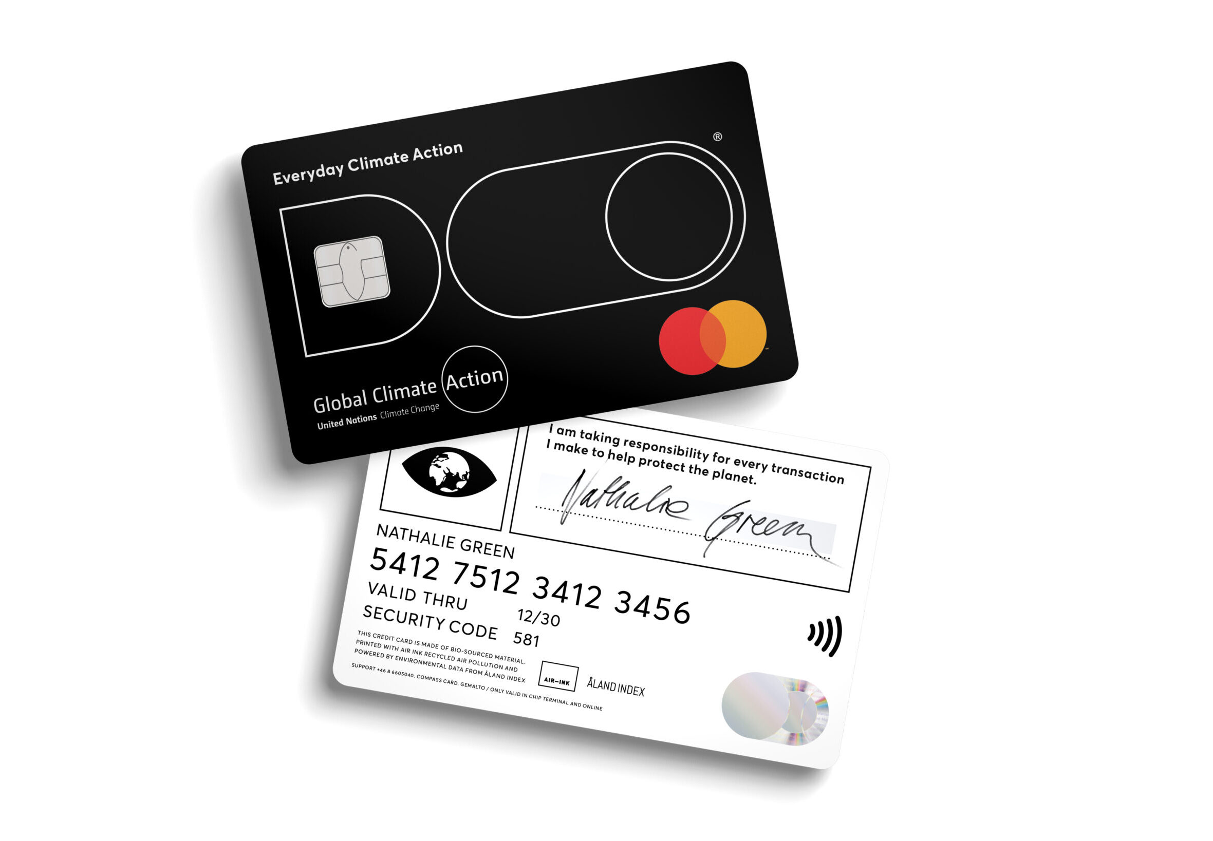 Doconomy Do Black credit card