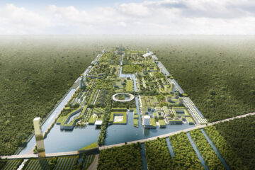 Stefano Boeri Architetti, Smart Forest City Cancun