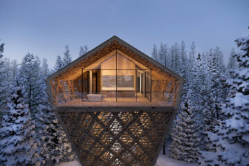 Tree Suites hotel, Austria