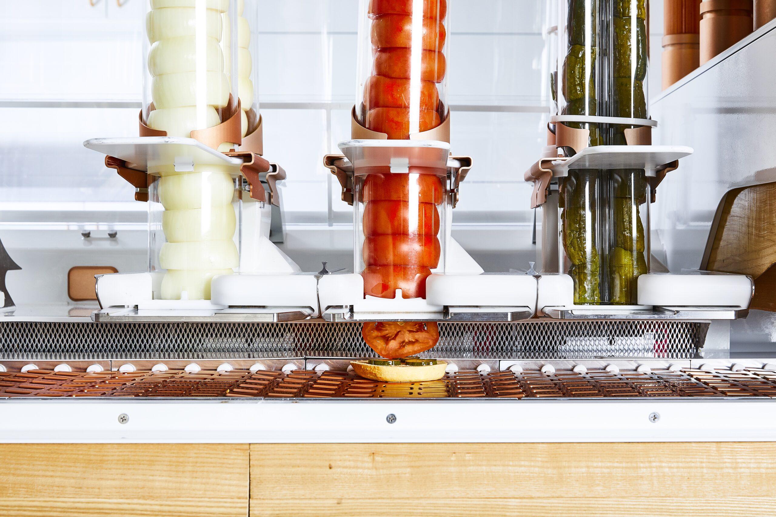 Creator robotic kitchen