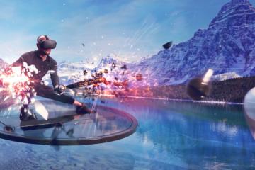 Supernatural game for Oculus Quest