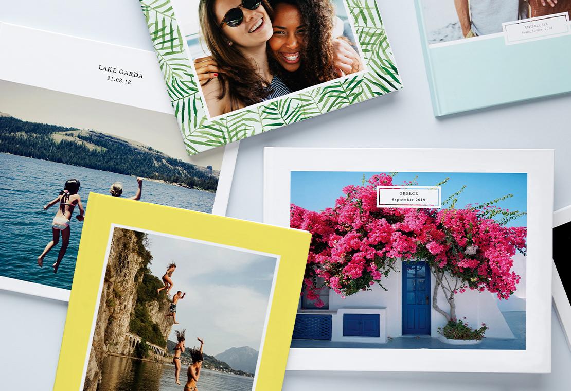 Papier photo book