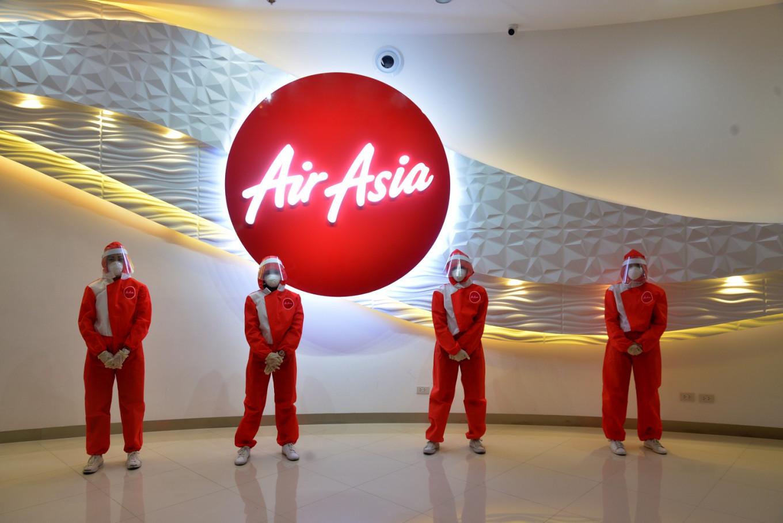 Air Asia PPE