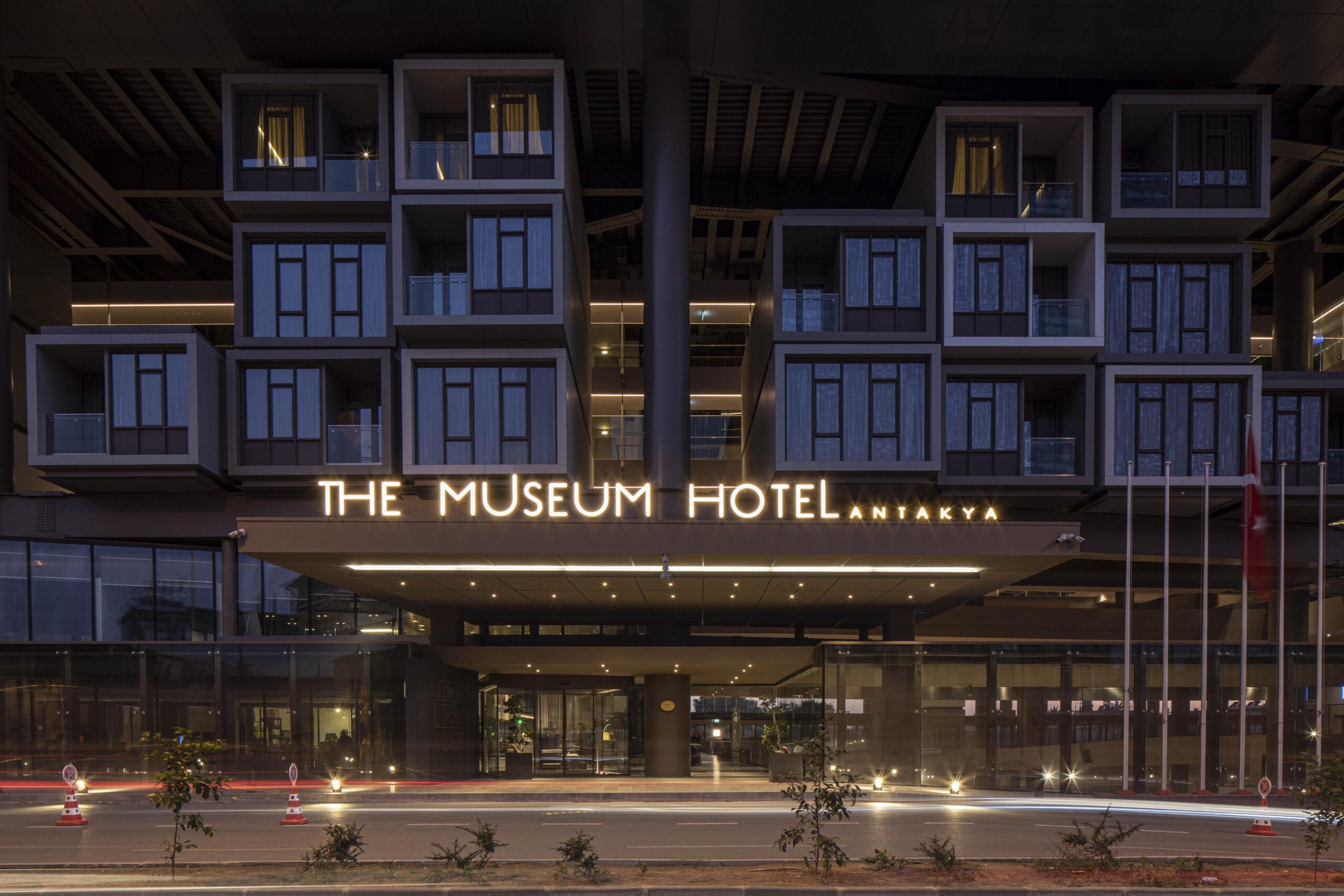 The Museum Hotel Antakya, Turkey