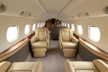 Legacy 600 Privatefly jet