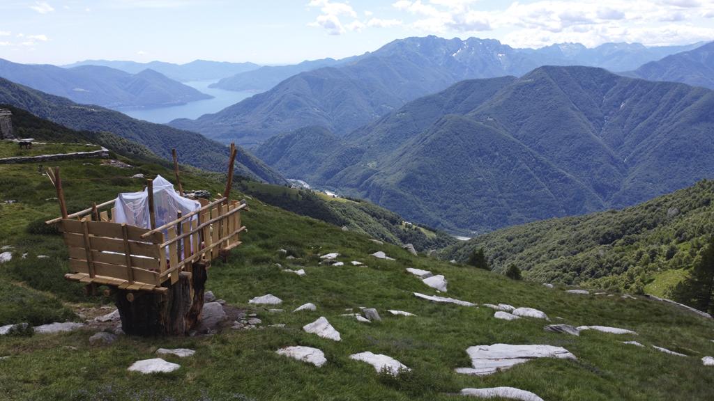 Kastanienbett Alpe Nimi