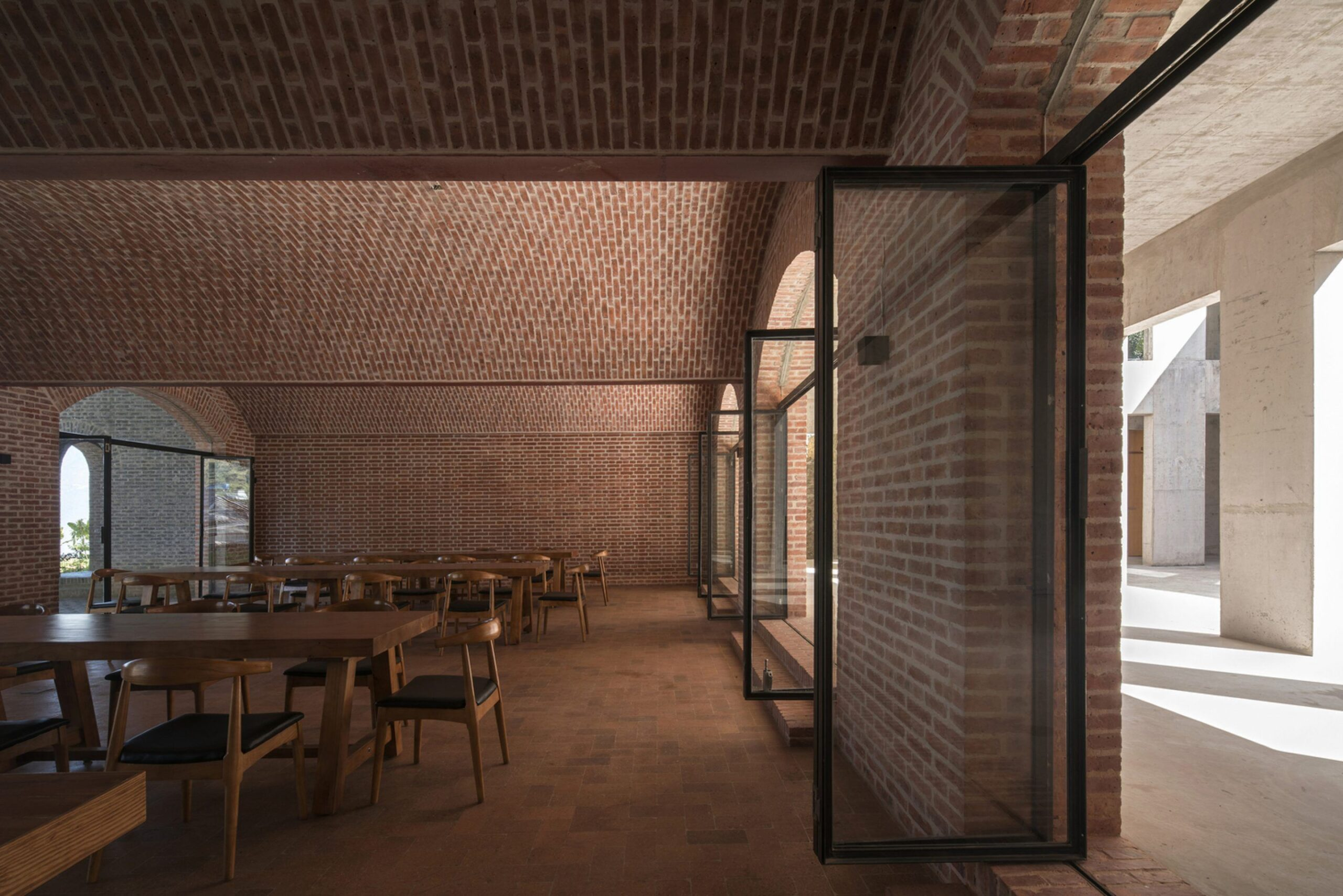 Xinzhai Coffee Manor, Trace Architecture Office, China