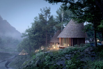 Ukagei Circles - Photo Third Nature, Structured Environment, Henrik Innovation