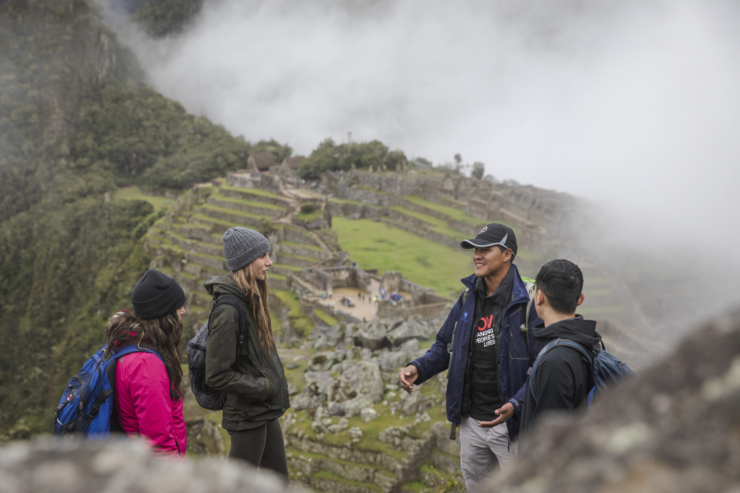 Inca Discovery trip in Peru, with a G Adventures CEO