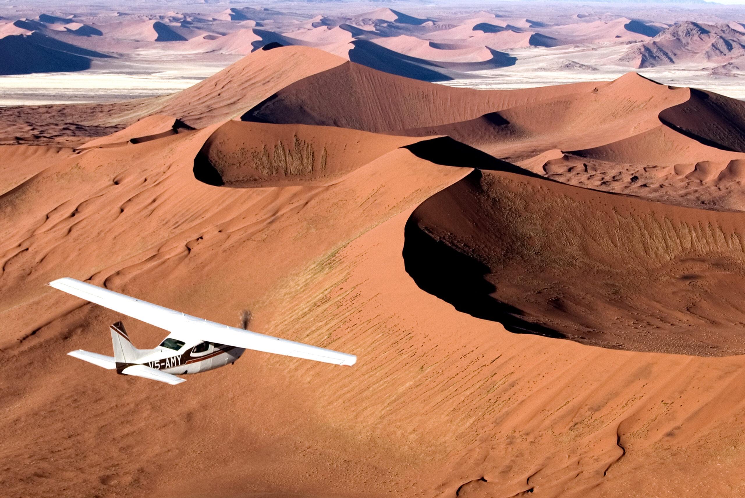 Schoemans Flying Safari