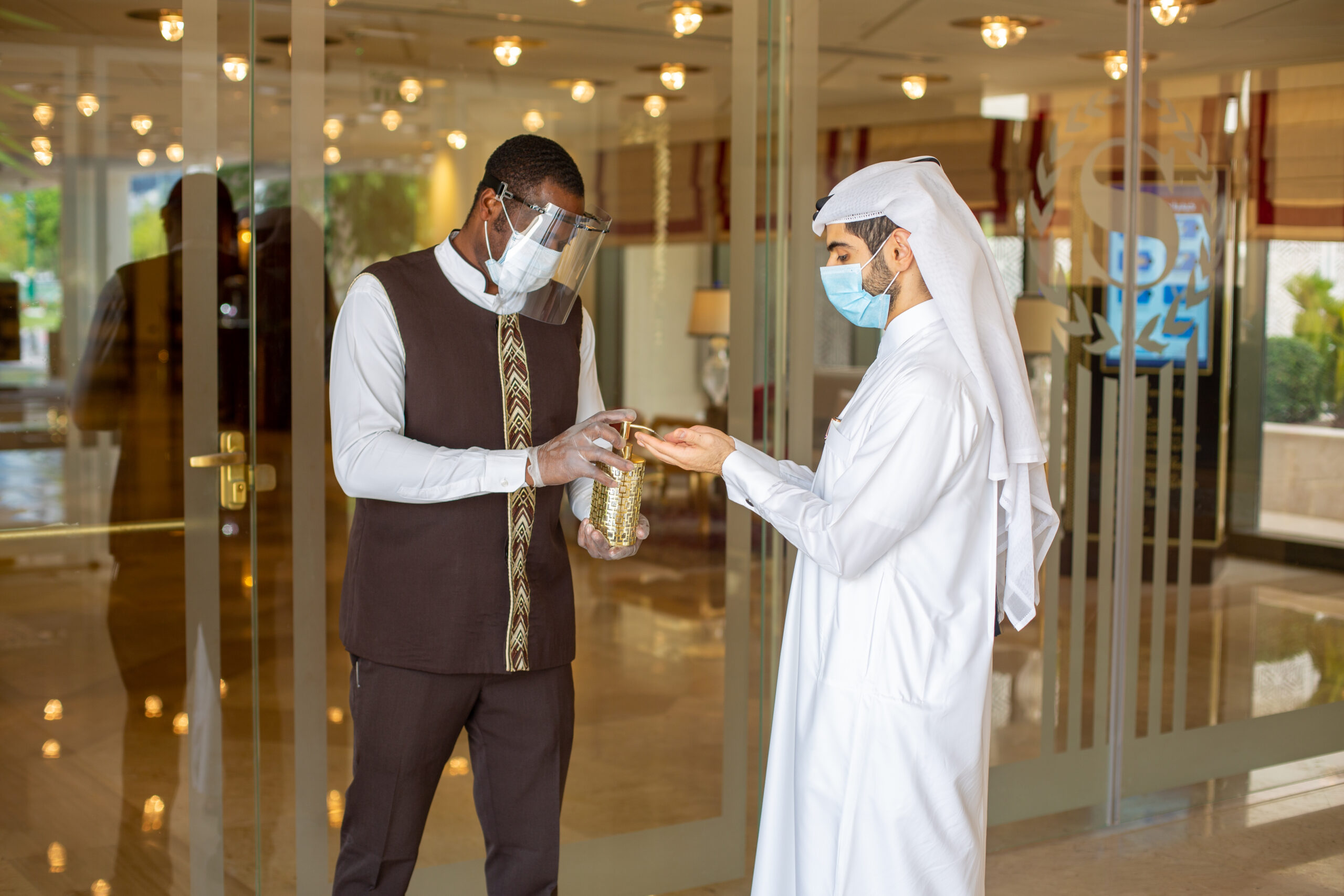 Sheraton QNTC Qatar Clean