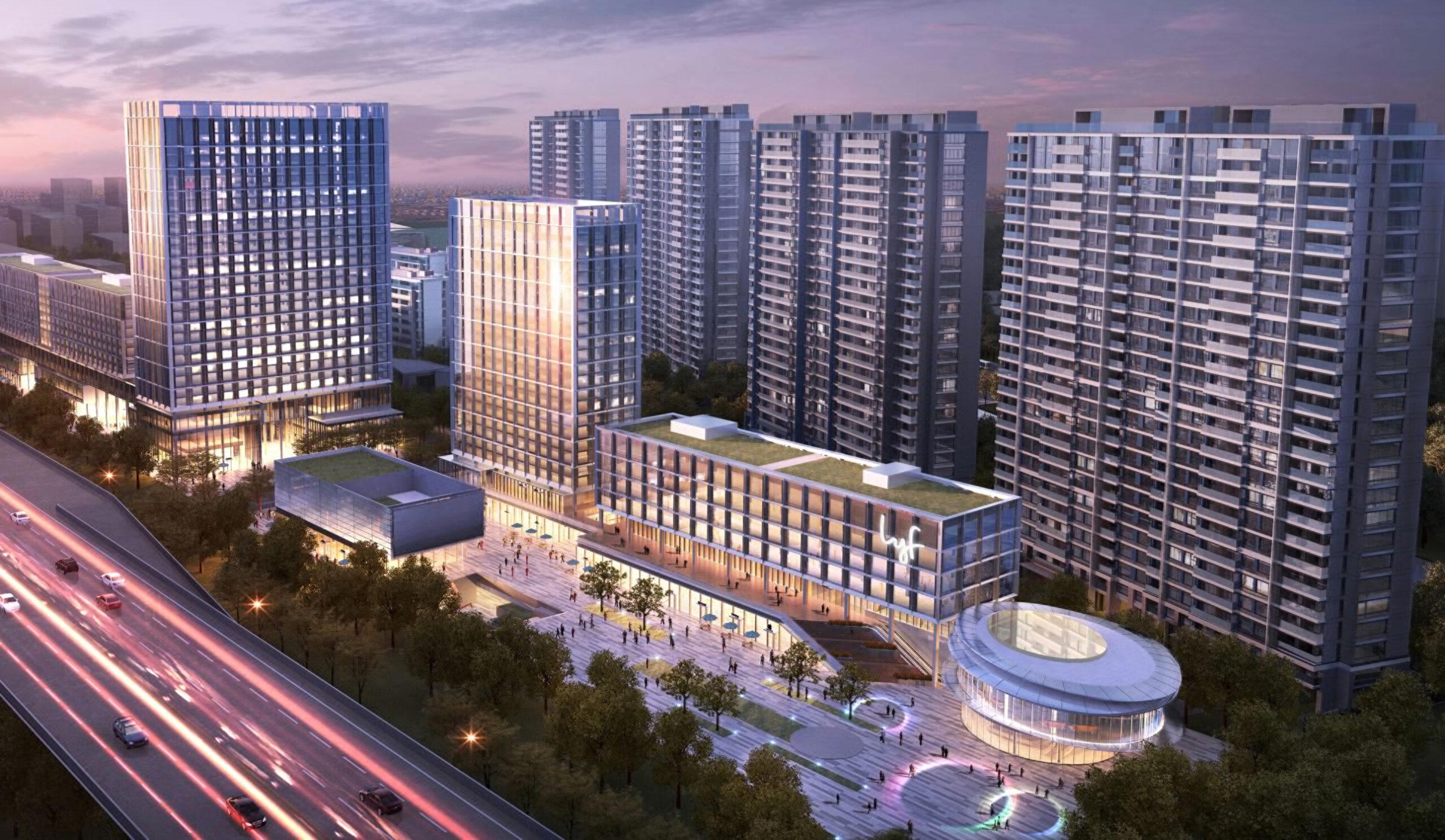 lyf Midtown Hangzhou