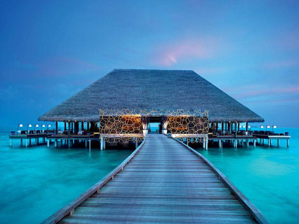 Aragu Restaurant & Cru Lounge, Velaa Private Island