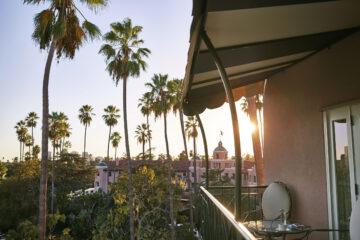 Beverly Hills hotel, LA