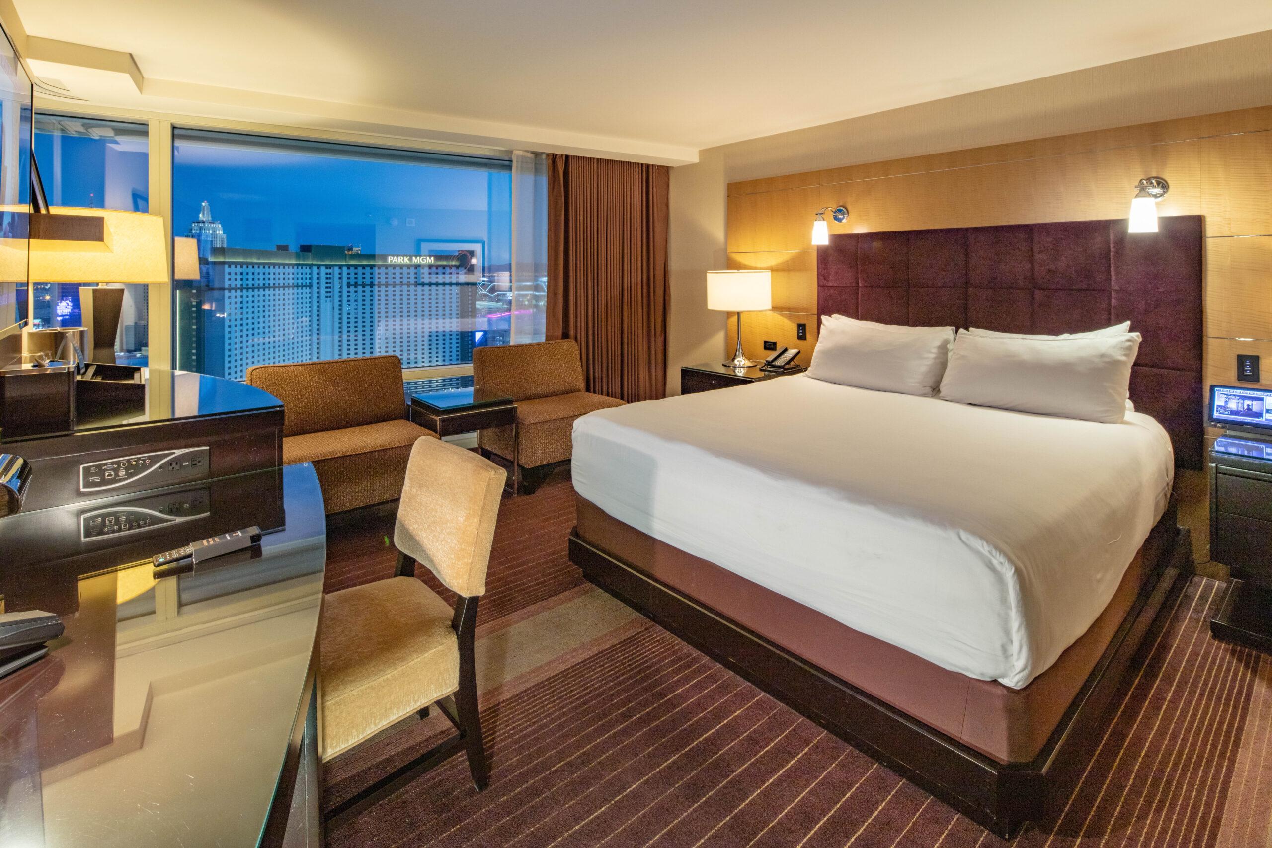 Bellagio suite, Las Vegas