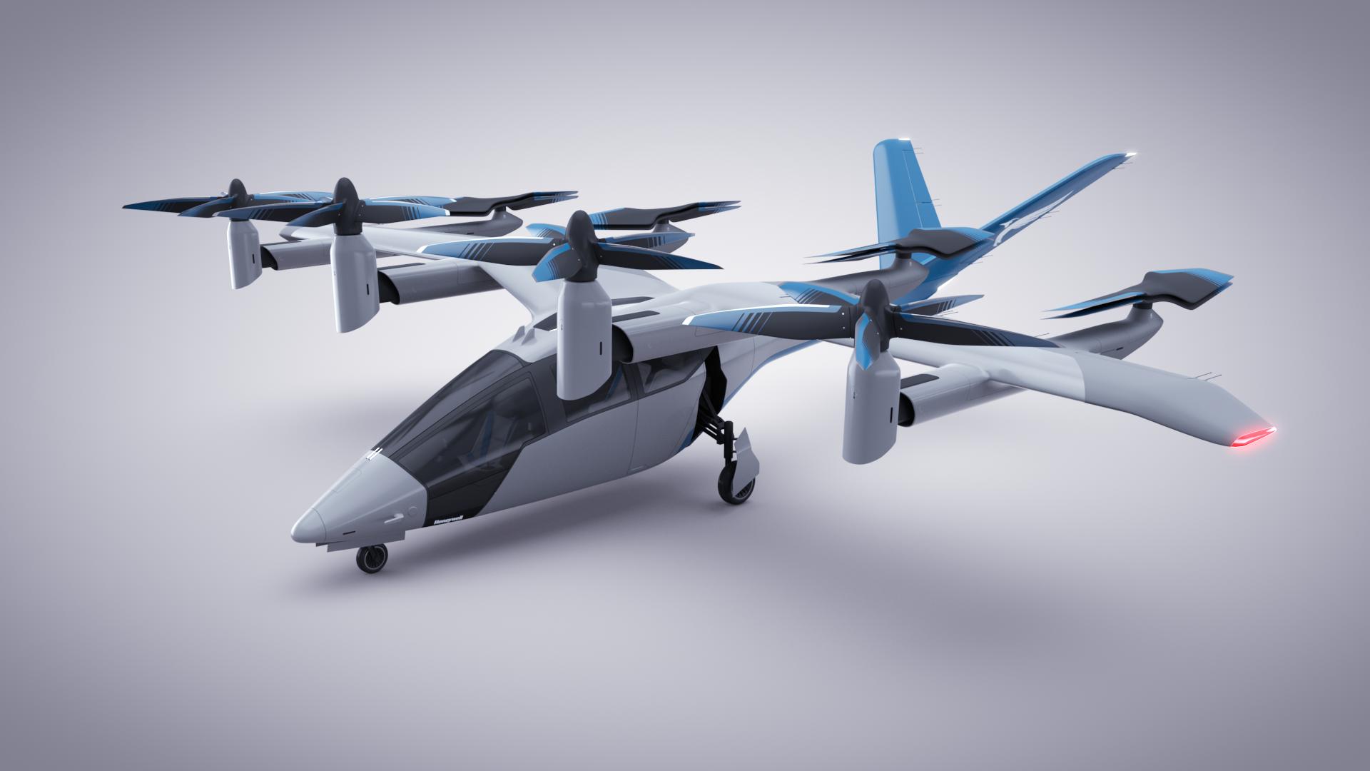 VA-1X from Vertical Aerospace