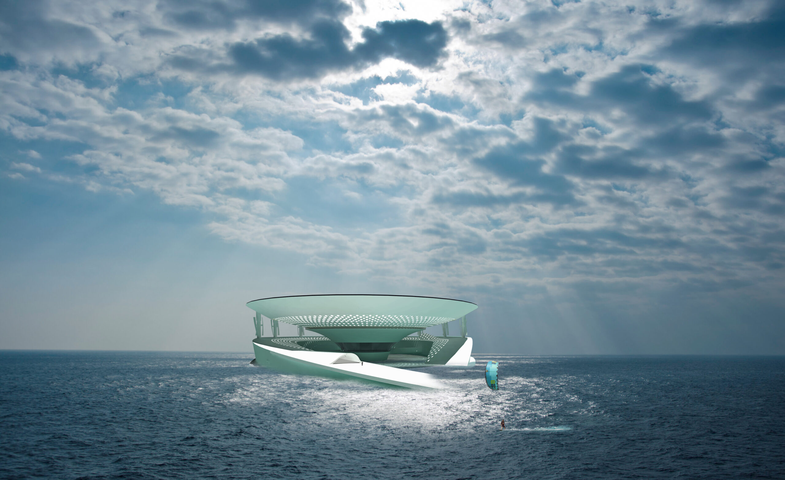 SEA STEM - credit Mathieu Collos Architecture