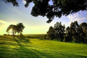 south moor golf club 5th hole
