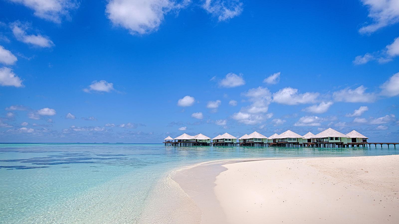 Kihaa Maldives water villa