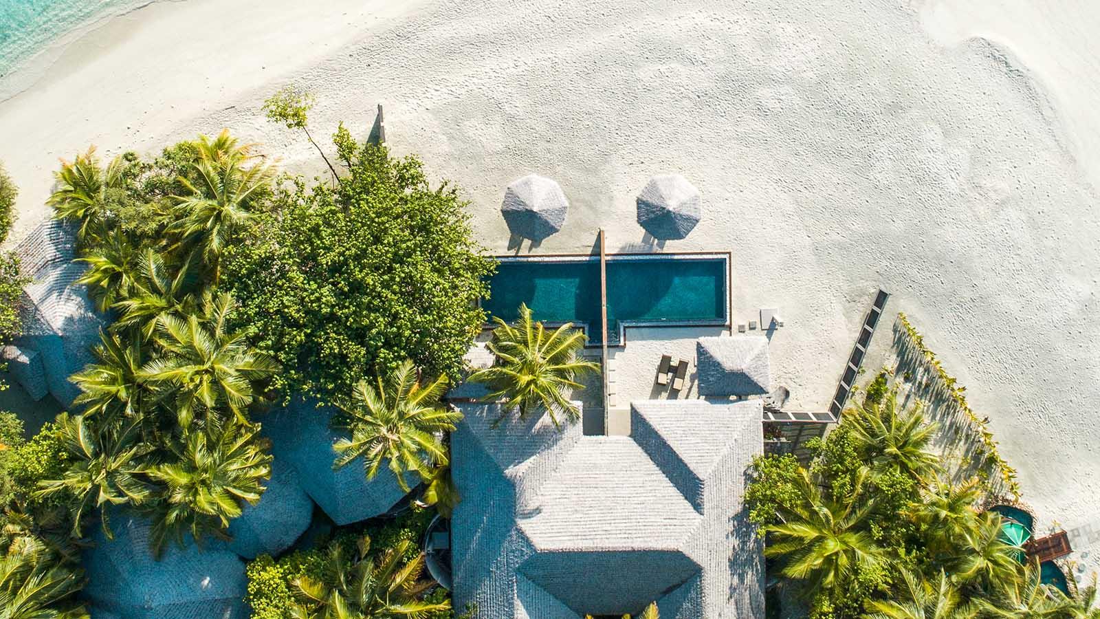 Kihaa Maldives Resort villa