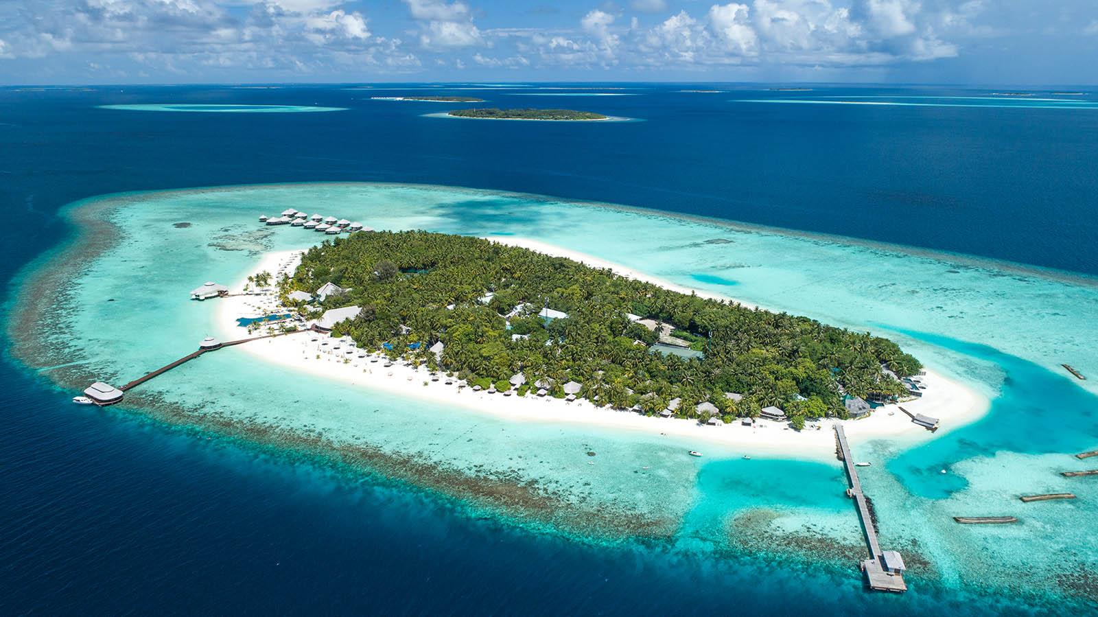 Kihaa Maldives Resort island