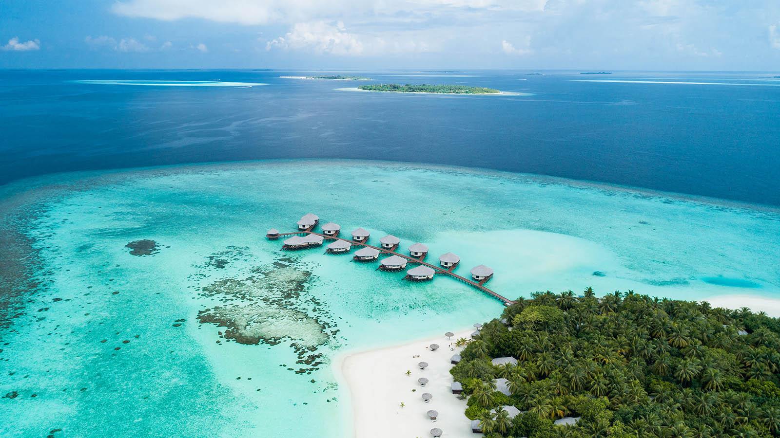Kihaa Maldives Resort watervilla