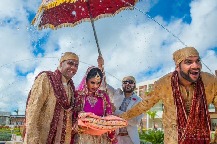 Domanican Sikh Wedding