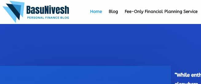 Basunivesh.com Personal Finance Blogs