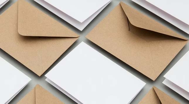 Envelopes and Files