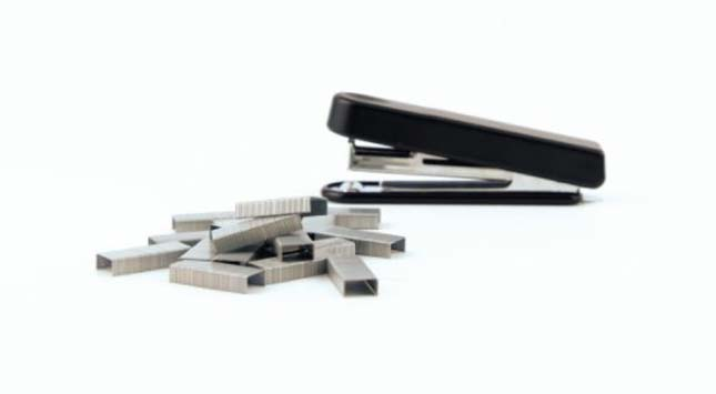 Staple Pins - Necessity of Staplers