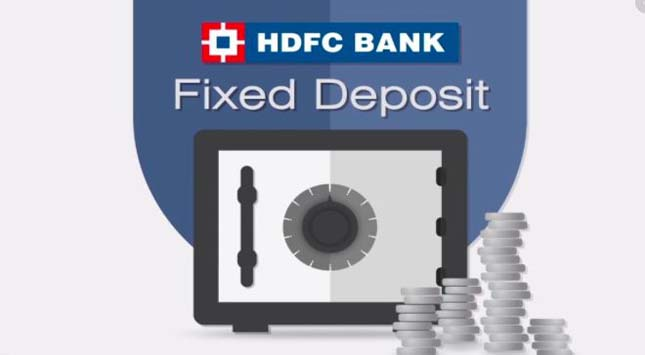 HDFC Bank Fixed Deposit