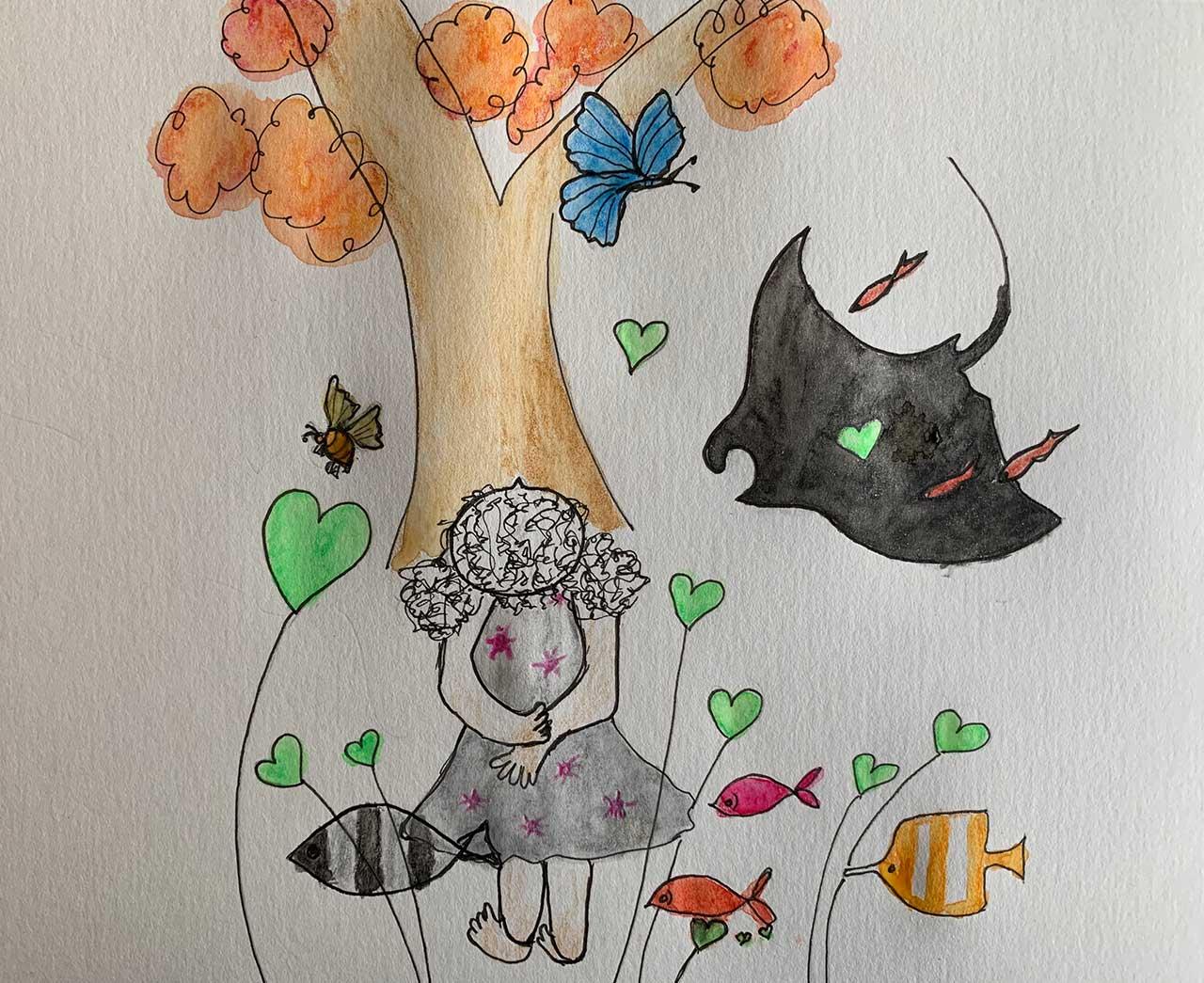 Illustrated by: Anjan Prakash