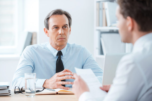 Recruitment agencies in Banbury, employer interview tips