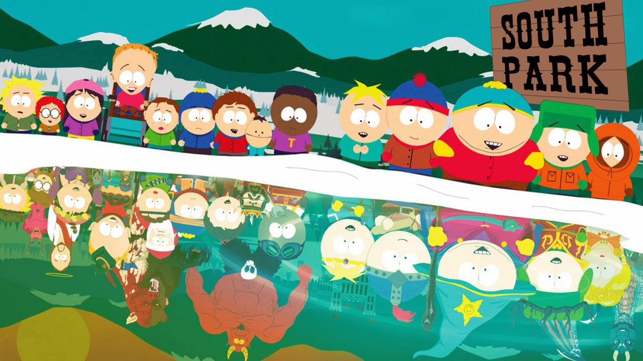South Park The Stick of Truth Cover Image