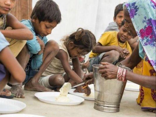 सबसे भूखे लोगों में भारत, नेपाल और पाकिस्तान हमसे बेहतर हैं