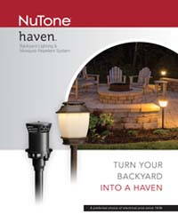 Haven Led Light & Mosquito Repellent NUTONE