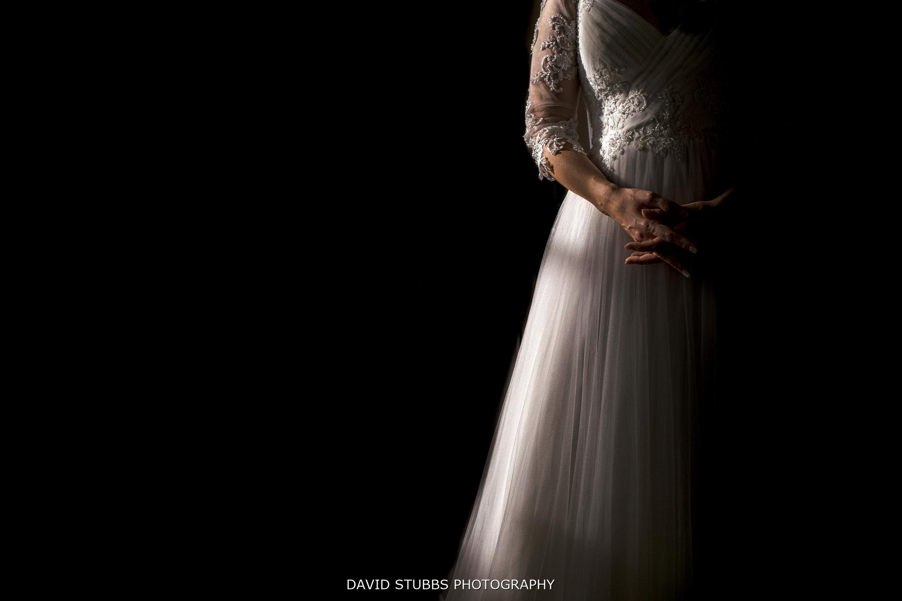 wedding dress in all its glory