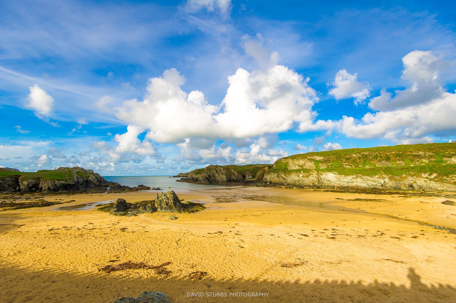 anglesey beach