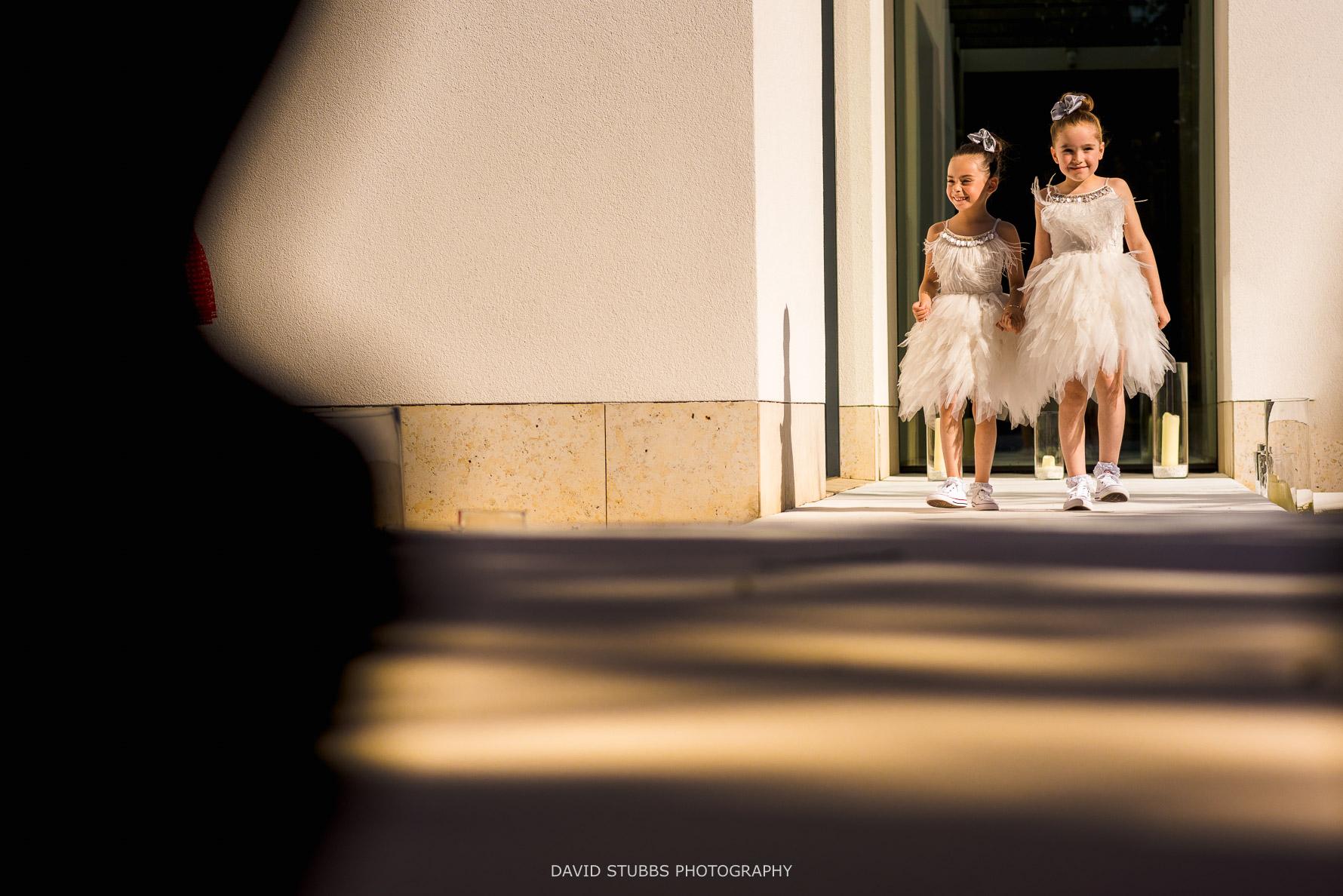 flower girls for jewish wedding