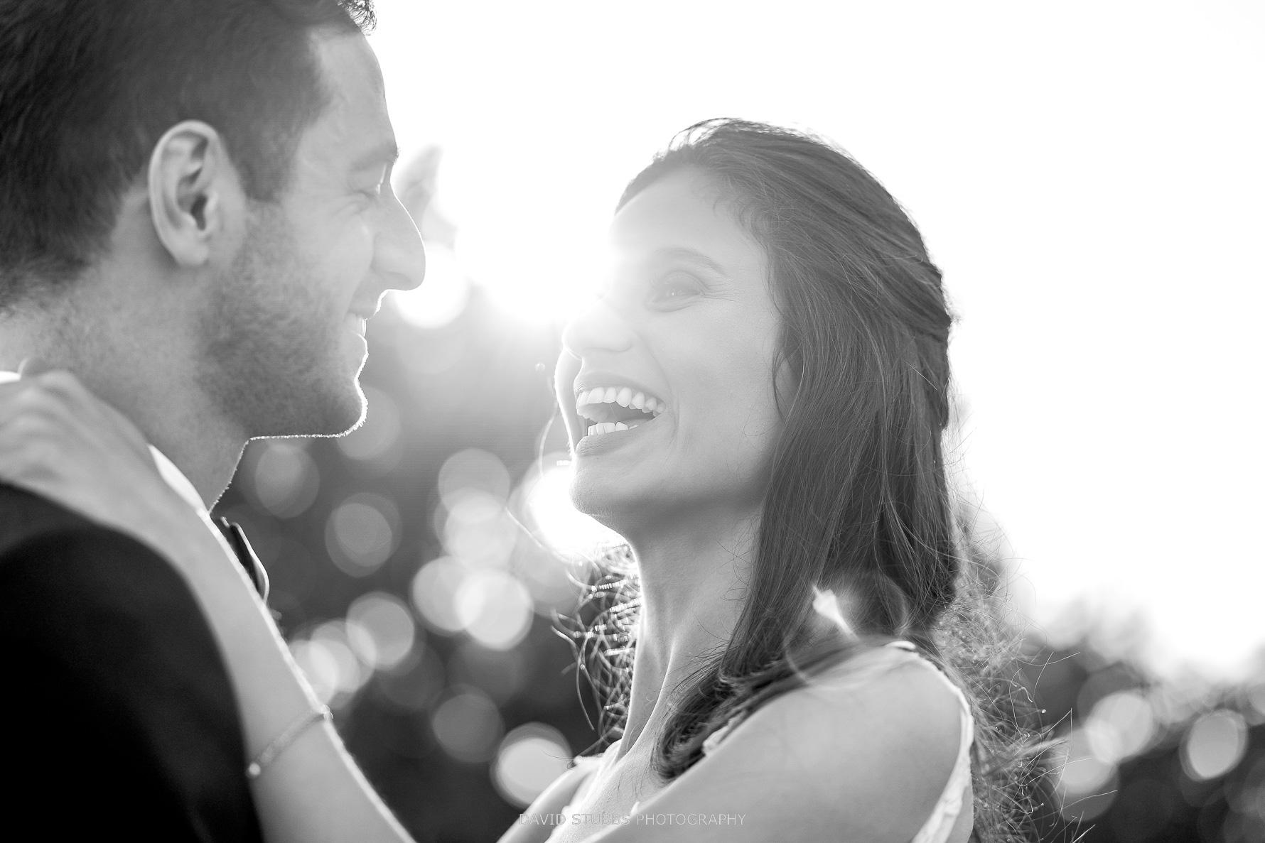 bride in love